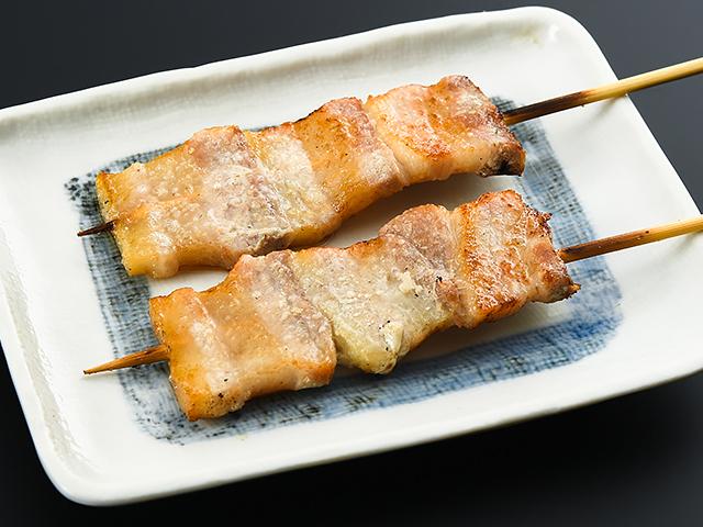 豚バラ(2本 塩)360円
